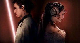L'histoire d'amour entre Anakin et Padmé